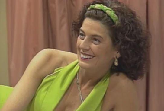 Consuelo Holzapfel en Rompecorazón