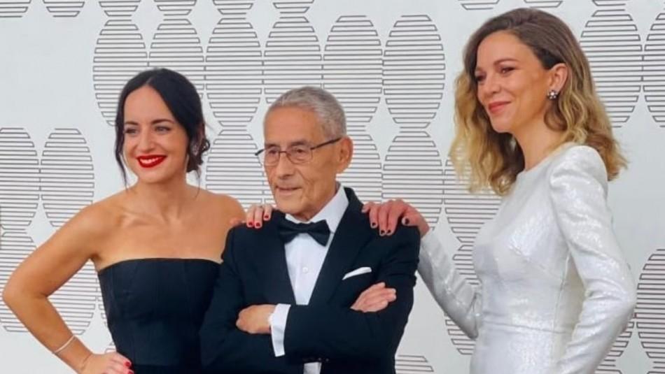 Sergio Chamy tras perder en los Oscar: