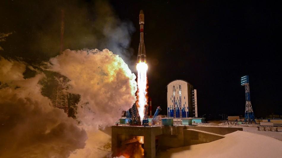 Rusia coloca en órbita 36 satélites de la constelación OneWeb