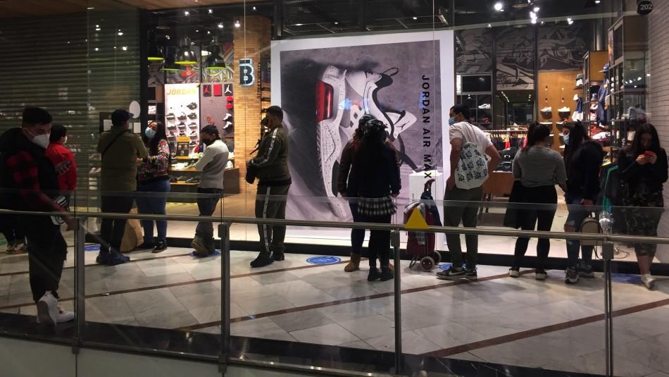 ¿Cómo funcionarán los malls en las comunas que salieron de Cuarentena?