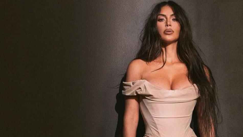 Kim Kardashian llora la muerte de un amigo: