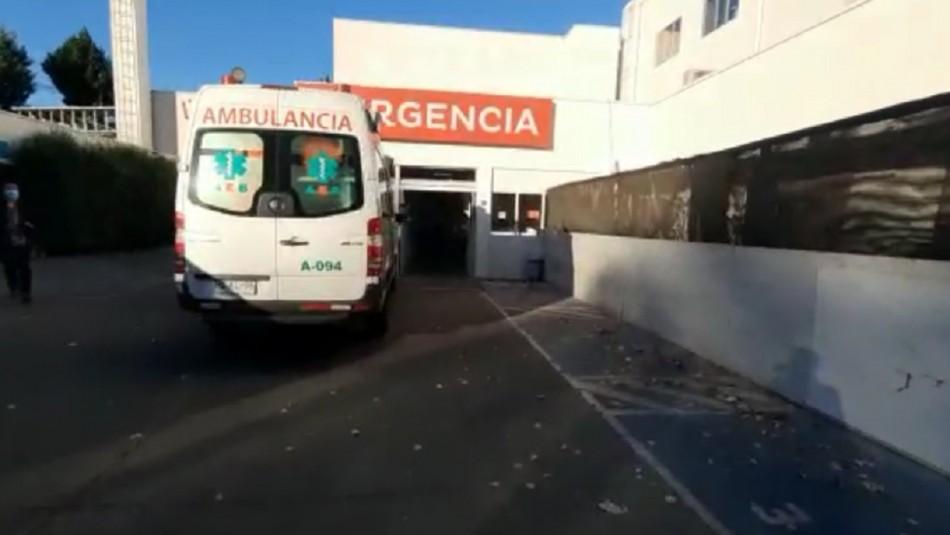 Dos carabineros resultan heridos en operativo en comuna de Lautaro