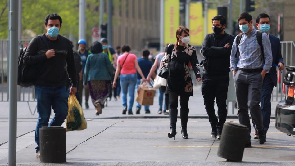 Cuarentenas: 38 comunas cambian de fase desde este jueves según plan Paso a Paso