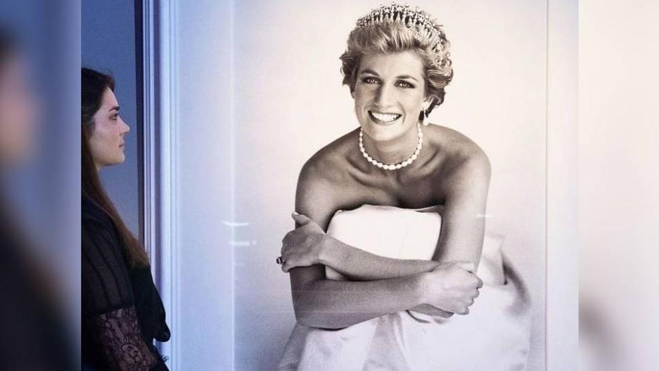 Exhibido a 40 años de la boda real: El inédito video del vestido de novia de la princesa Diana