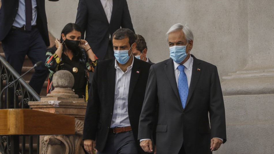 Piñera encabeza comité político tras revés en el TC: Deciden si vetar o promulgar tercer retiro