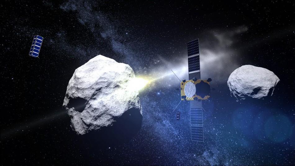 Telescopio detectará desde Chile asteroides peligrosos para la Tierra