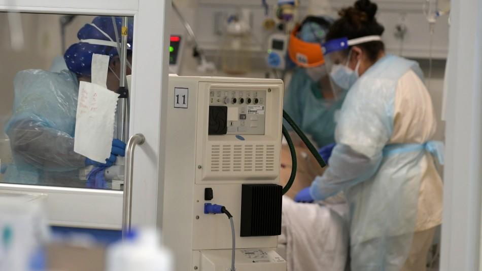 4.141 nuevos casos de coronavirus: Minsal reporta la cifra más baja desde marzo