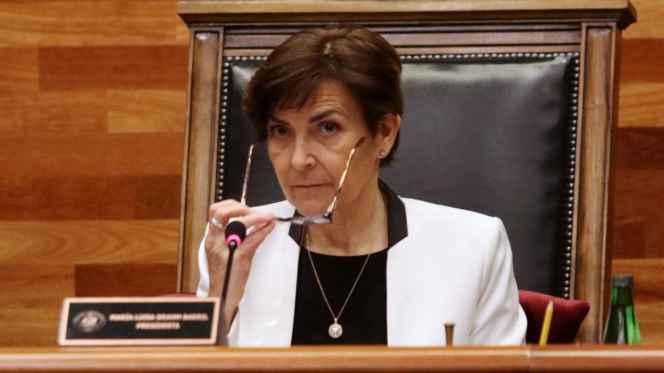 Tercer retiro 10%: TC rechaza inhabilidad de María Luis Brahm