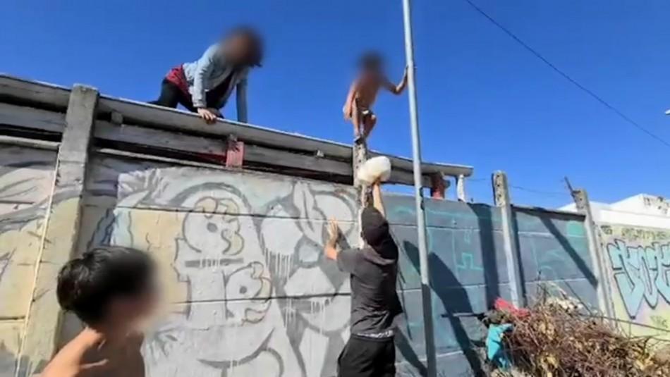 Carabineros confirma desaparición de una menor tras desalojo de hogar del Sename en Rancagua