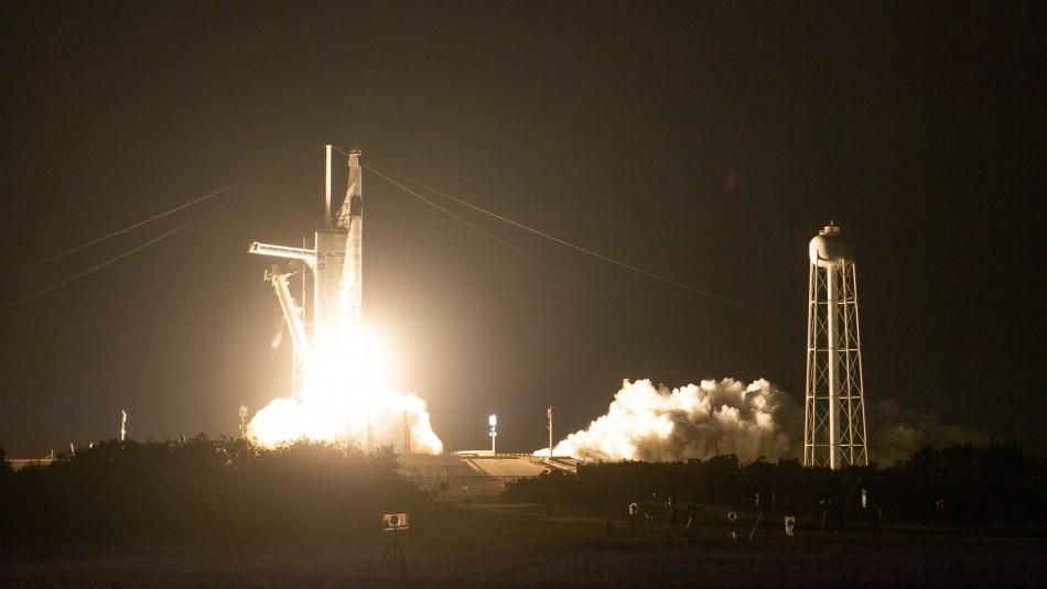 Revelan que nave de SpaceX estuvo cerca de colisionar con un OVNI