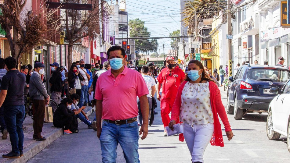 Estas son las 20 comunas con más casos activos de coronavirus en Chile