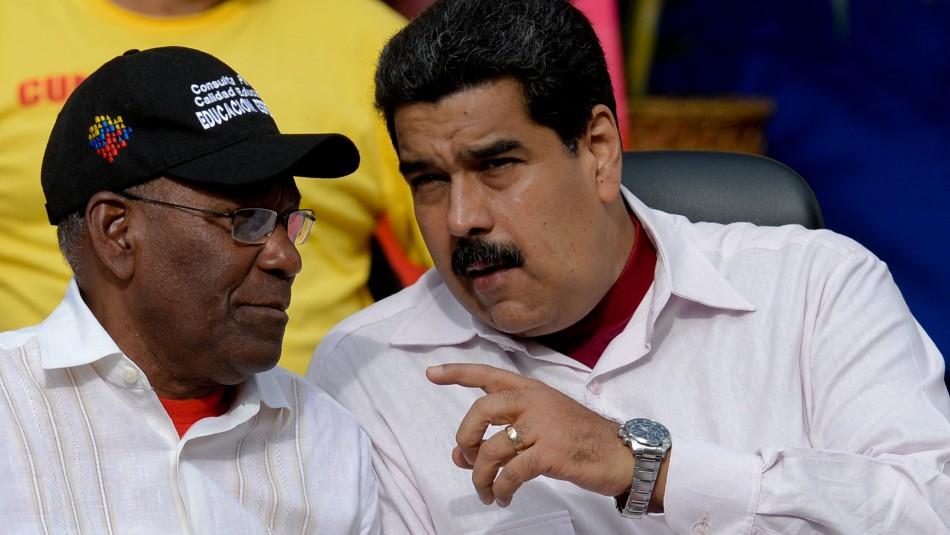 Muere Aristóbulo Istúriz, uno de los principales colaboradores de Maduro y Chávez