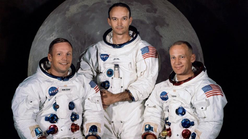 Muere Michael Collins, astronauta de la misión Apolo 11 que llegó a la Luna