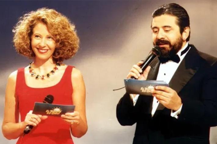 Susana Roccatagliata y Roberto Poblete en