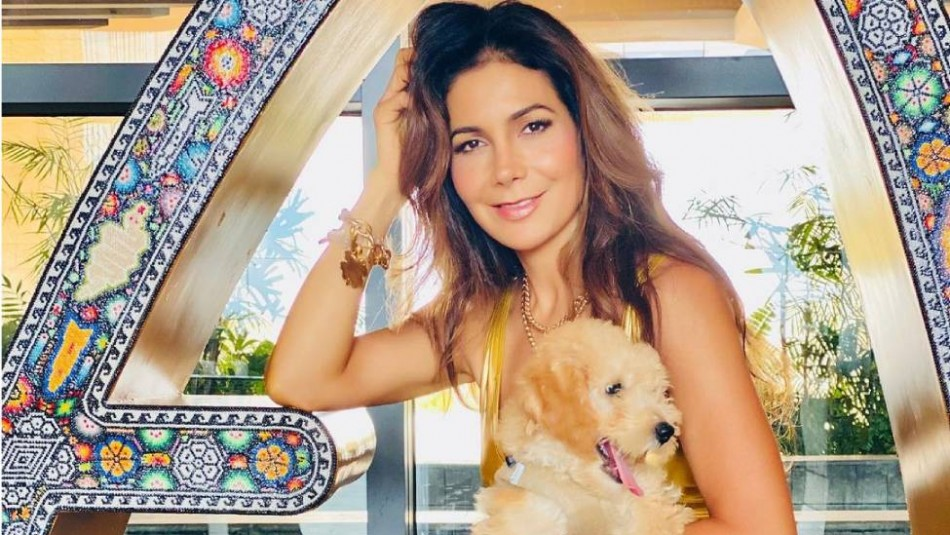 Patricia Manterola enfurecida por la serie de Luis Miguel: