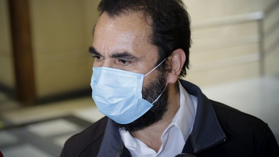 Juzgado de Iquique decreta orden de detención contra Hugo Gutiérrez