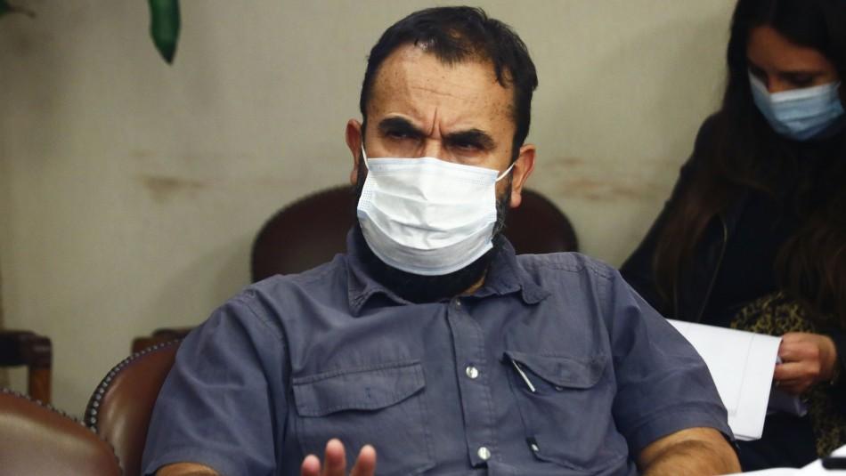 Hugo Gutiérrez presenta recurso de amparo por orden de detención