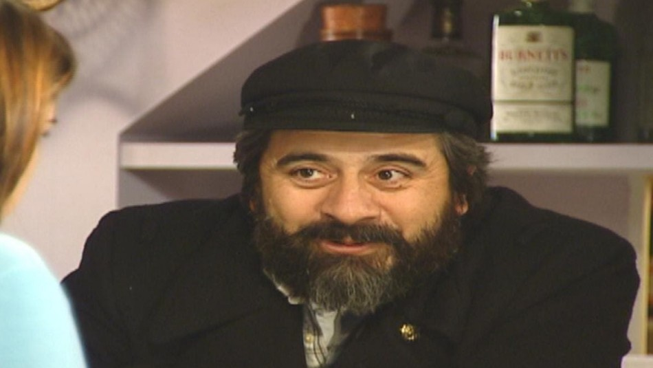 Renato Poblete en Cerro Alegre