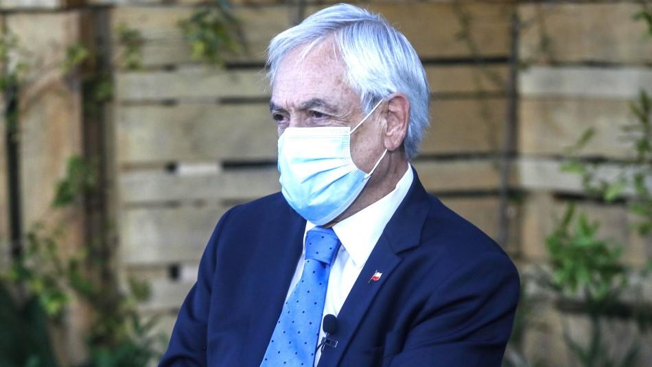 Acusan a Piñera ante la Corte Penal Internacional por crímenes de lesa humanidad