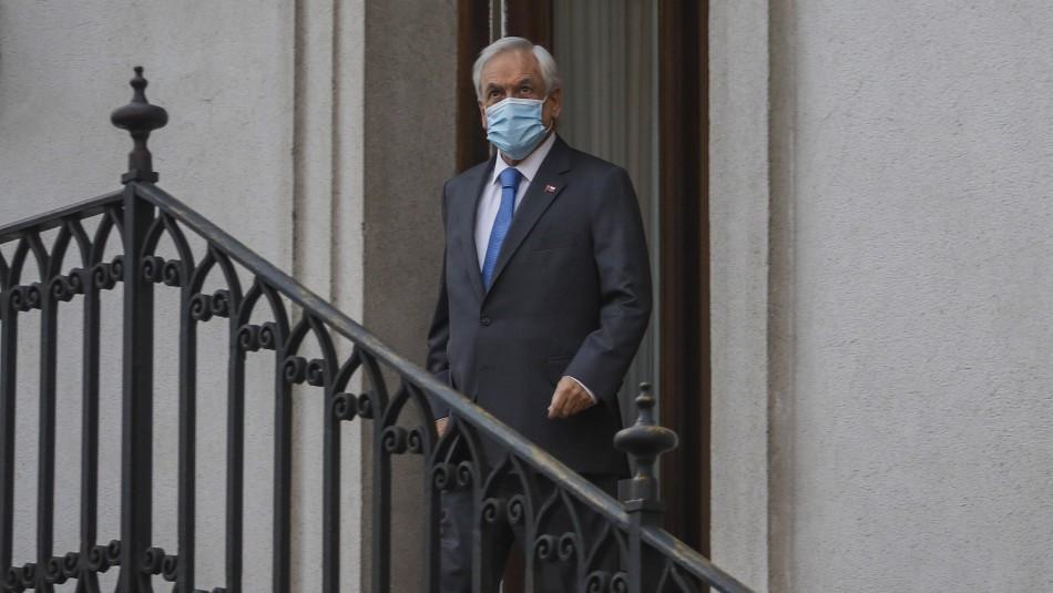 Piñera convoca a reunión con mesas del Senado y la Cámara por