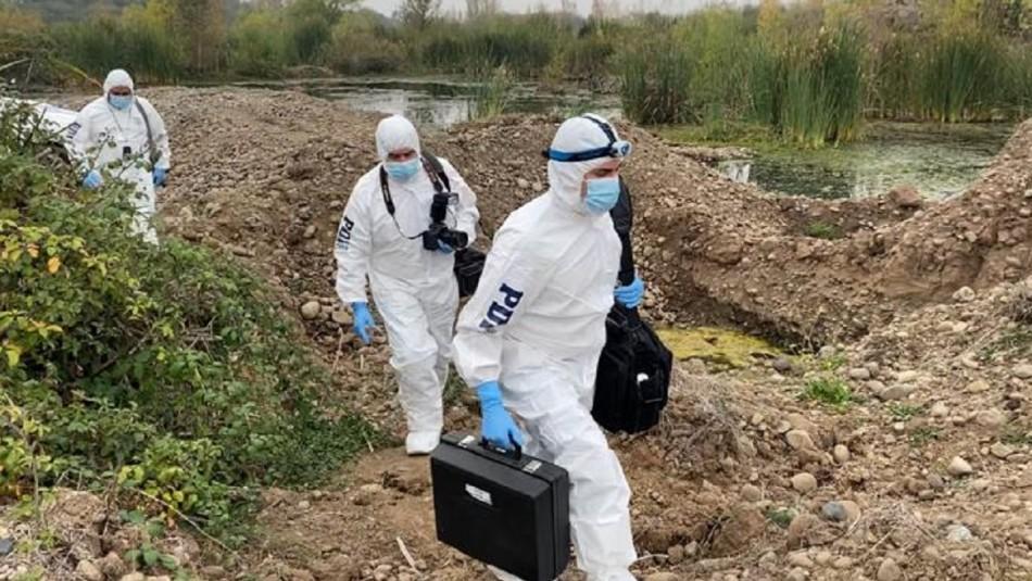Detienen a dos personas acusadas de participar en la desaparición y muerte de niño en Longaví