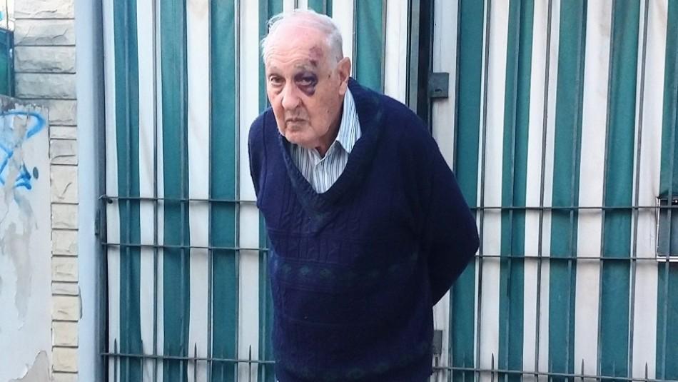 Ladrones torturan y roban a jubilado de 86 años en su casa: