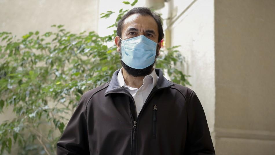 Rechazan recurso de amparo de Hugo Gutiérrez por orden de detención en su contra