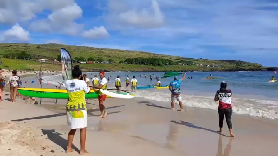 Un año libre de coronavirus: Rapa Nui vuelve a la normalidad