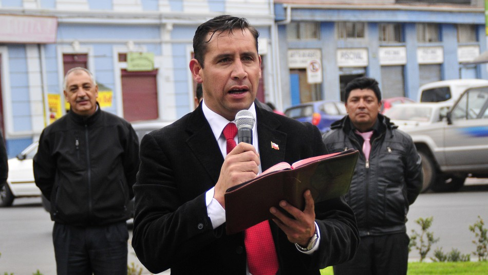Pastor Soto exige parte del tercer 10% para el diezmo: