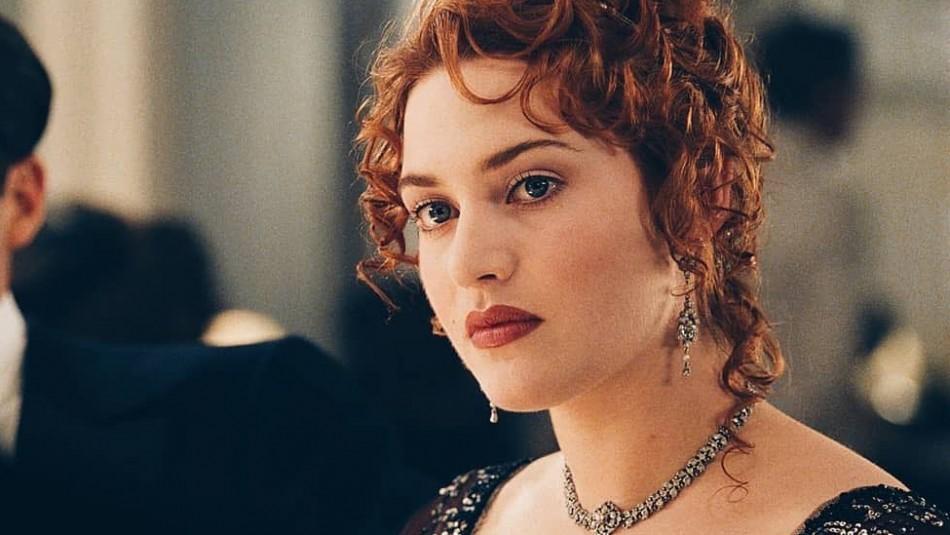 Así luce a sus 45 años la protagonista de Titanic dos décadas después del estreno