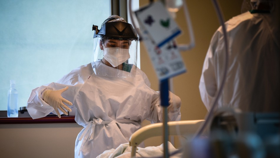 Balance por coronavirus: Casi 6.500 nuevos contagios y 104 fallecimientos en últimas 24 horas