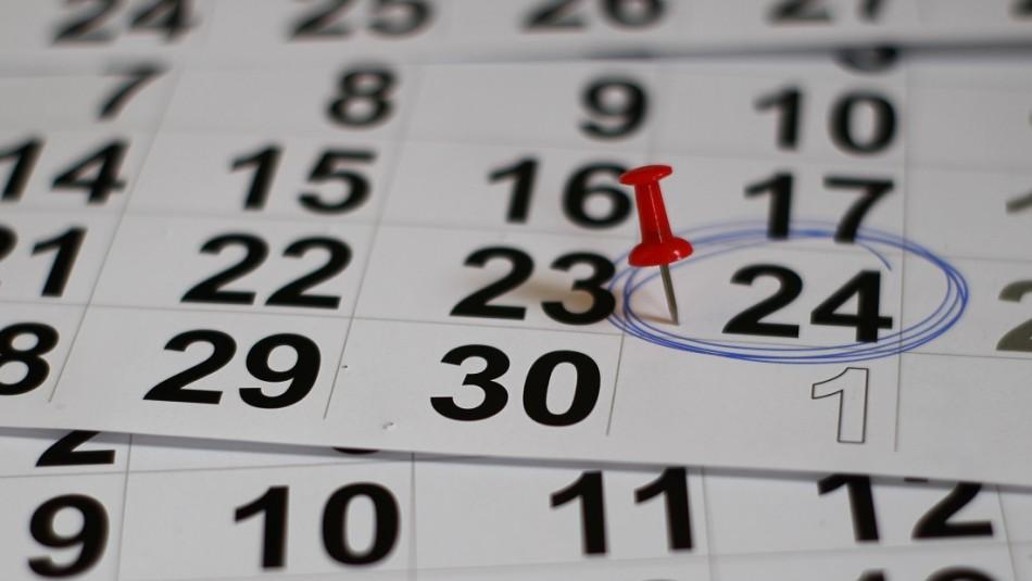Conoce cuáles son los feriados que restan en este año 2021