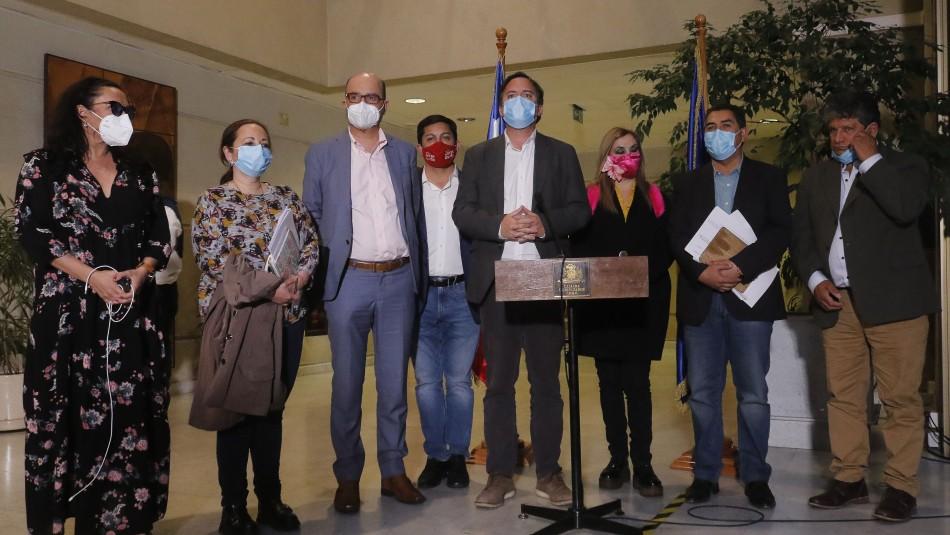 Bono de $200 mil: Políticos reaccionan al proyecto de ley ingresado por el gobierno