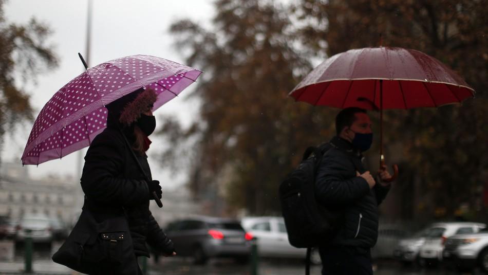 Meteorología y precipitaciones en la RM: