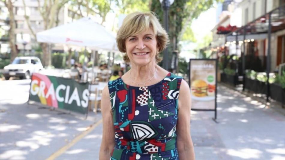 Evelyn Matthei confirma que se inscribirá en la primaria presidencial de Chile Vamos
