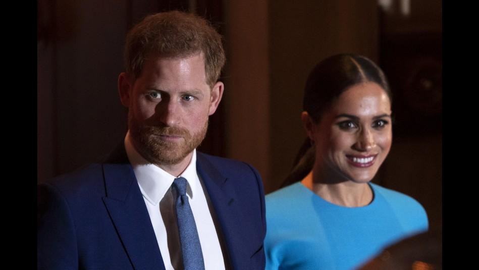 Príncipe Enrique y Meghan presidirán concierto para fomentar la donación de vacunas anticovid