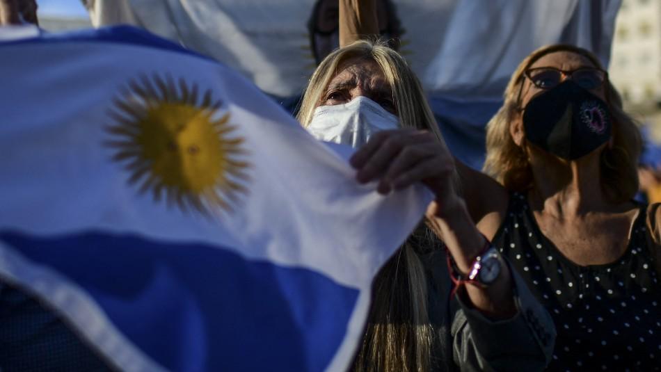 Argentina supera los 3 millones de contagios por covid-19: registraron 11.394 casos diarios
