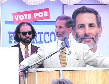 Héctor Noguera como Federico Valdivieso en