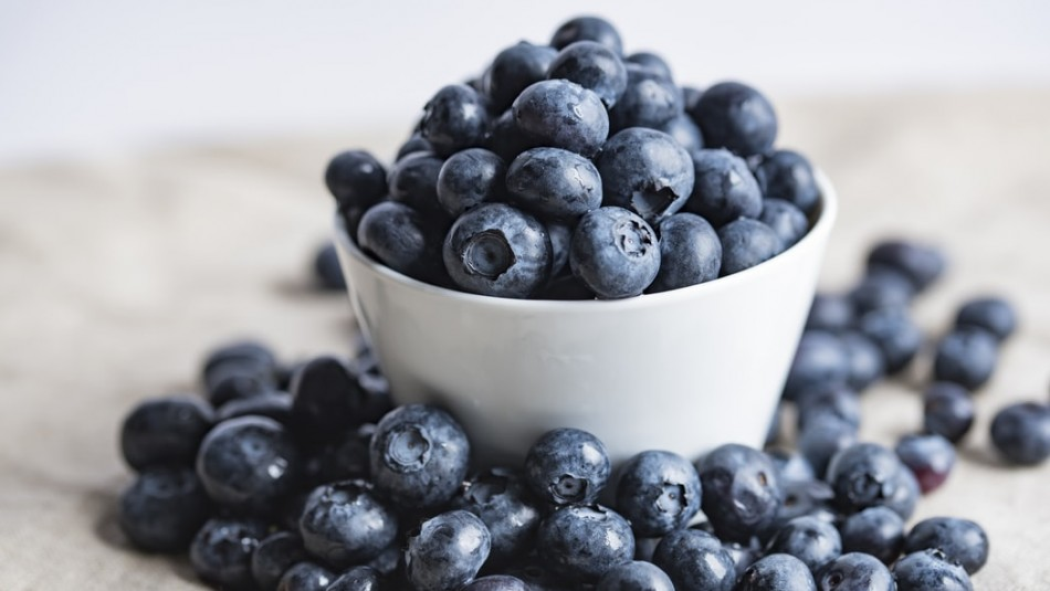 Más que un antioxidante: Conoce 4 beneficios de consumir arándanos todos los días