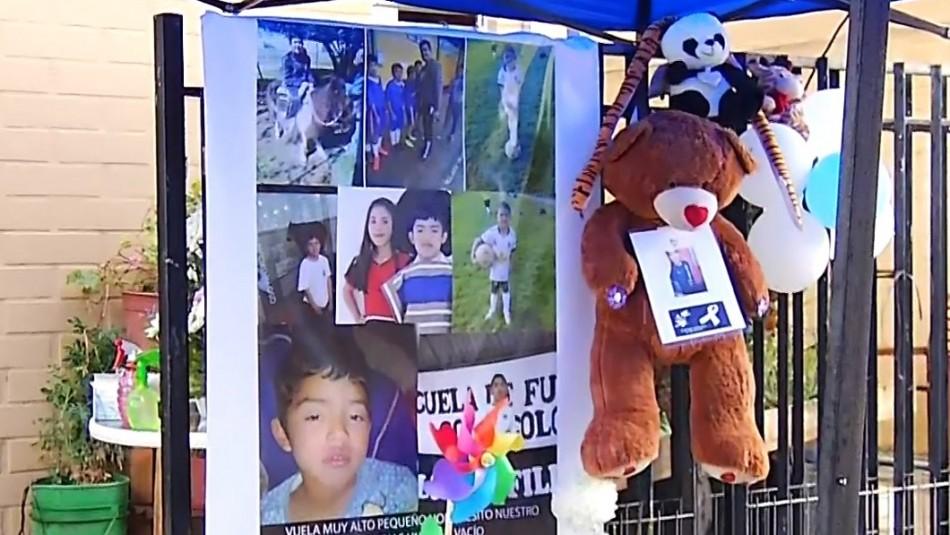 Niño asesinado en Longaví: Detenidos intentaron huir asegurando que tenían