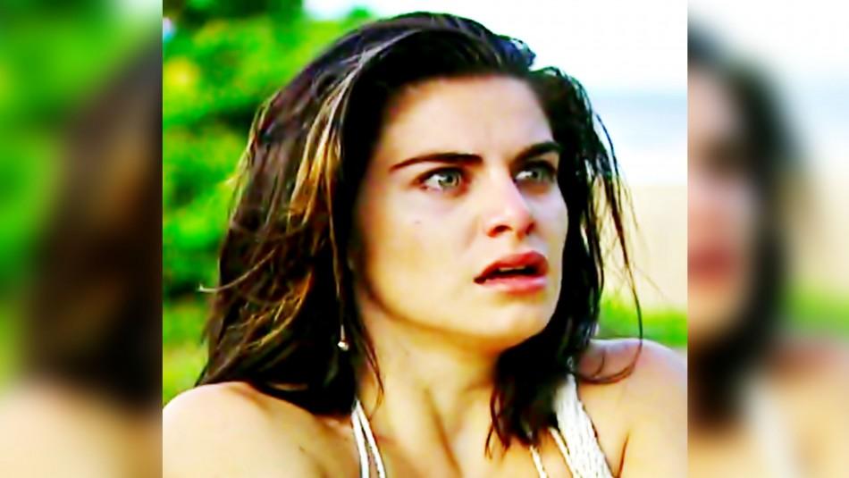 Ingrid Cruz en Marparaiso