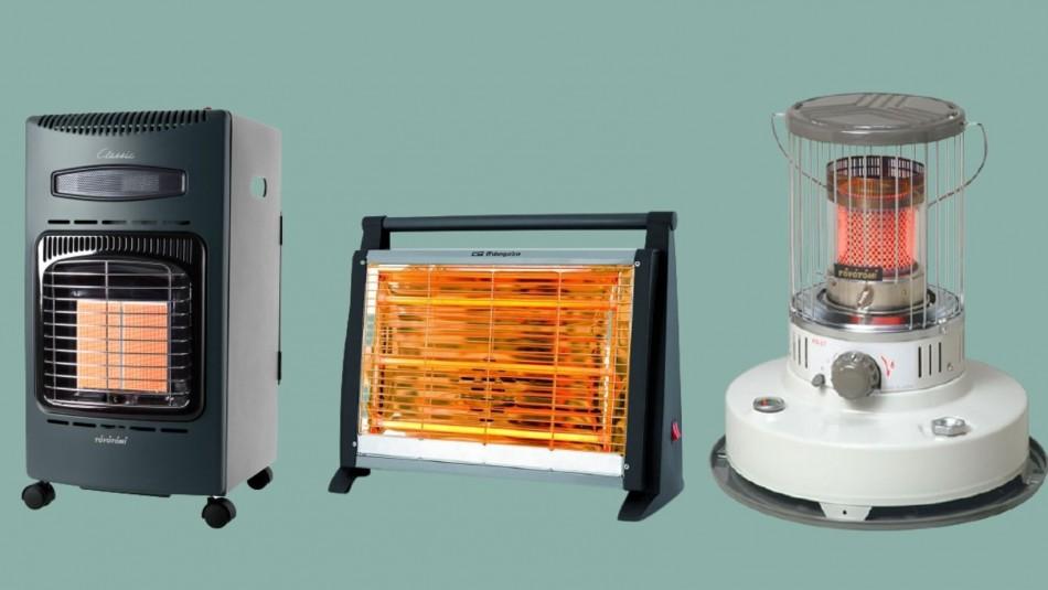 Gas, parafina o eléctrica: ¿Cuál es la mejor calefacción para el invierno?