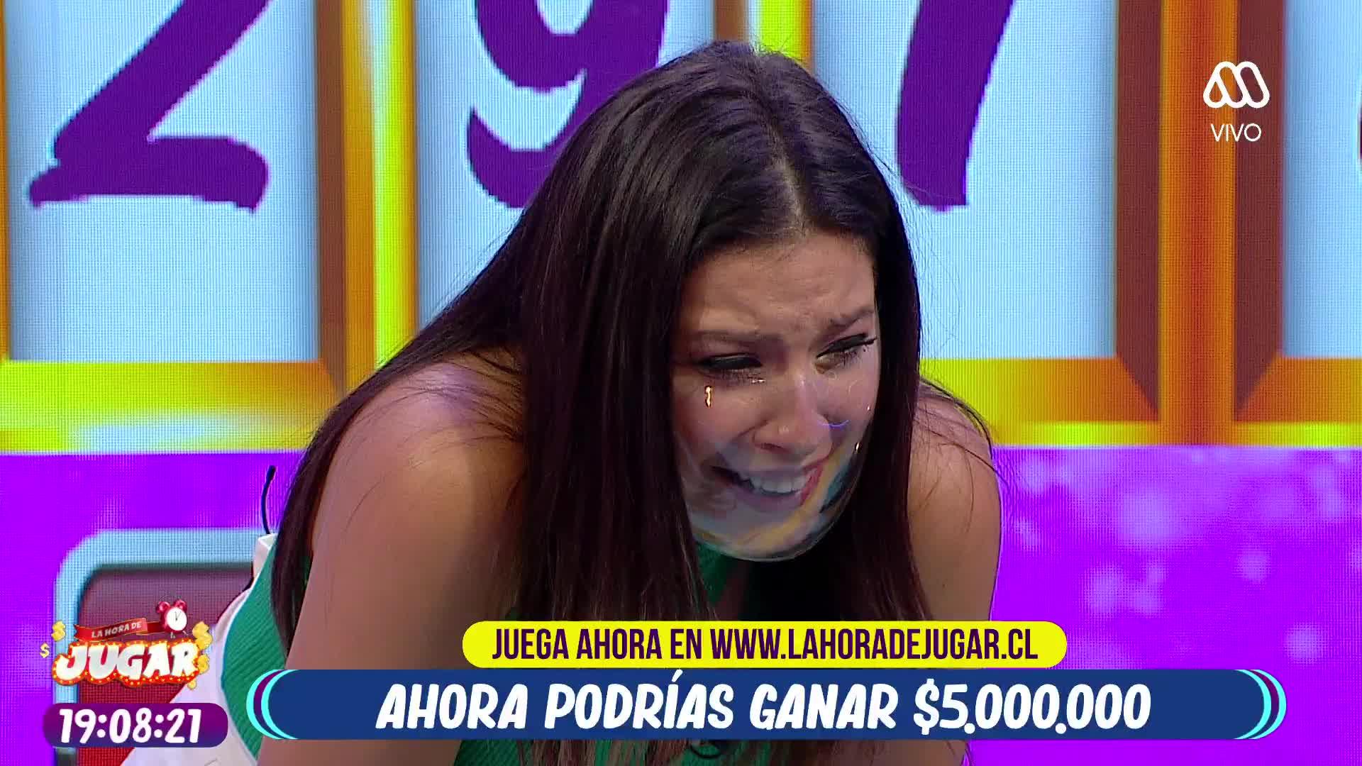 María José Quintanilla tras la llamada