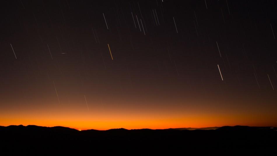 Espectáculo astronómico: ¿En qué punto del cielo comenzará la lluvia de estrellas Acuáridas?
