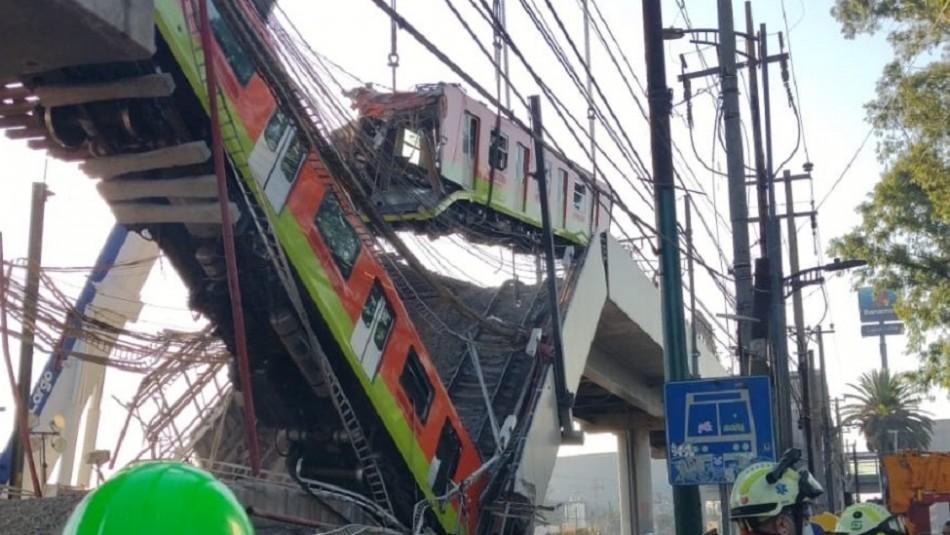 La profética denuncia en redes sociales sobre el accidente del Metro de Ciudad de México