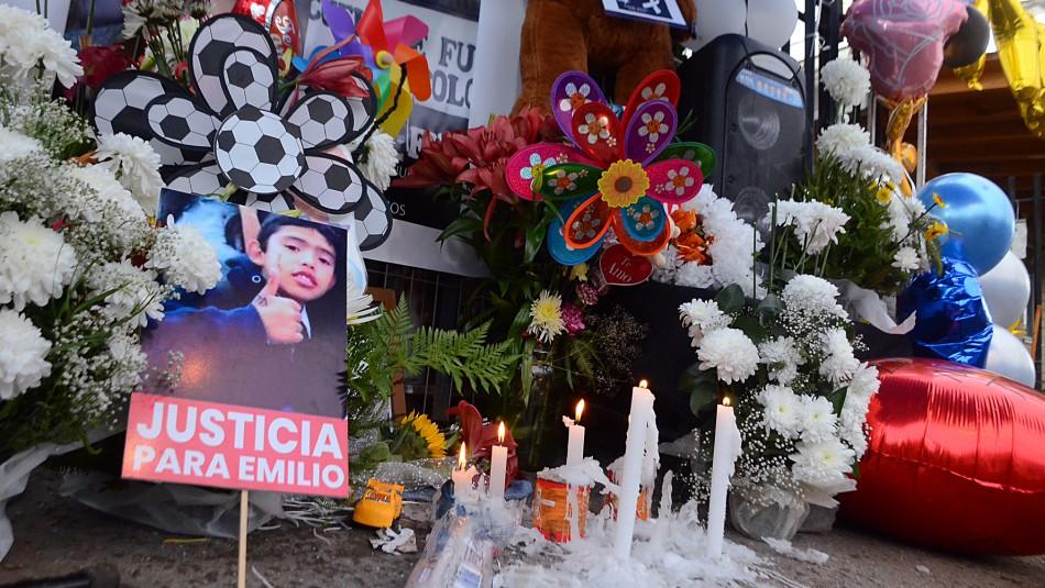 Decretan prisión preventiva para acusado de la muerte de Emilio.