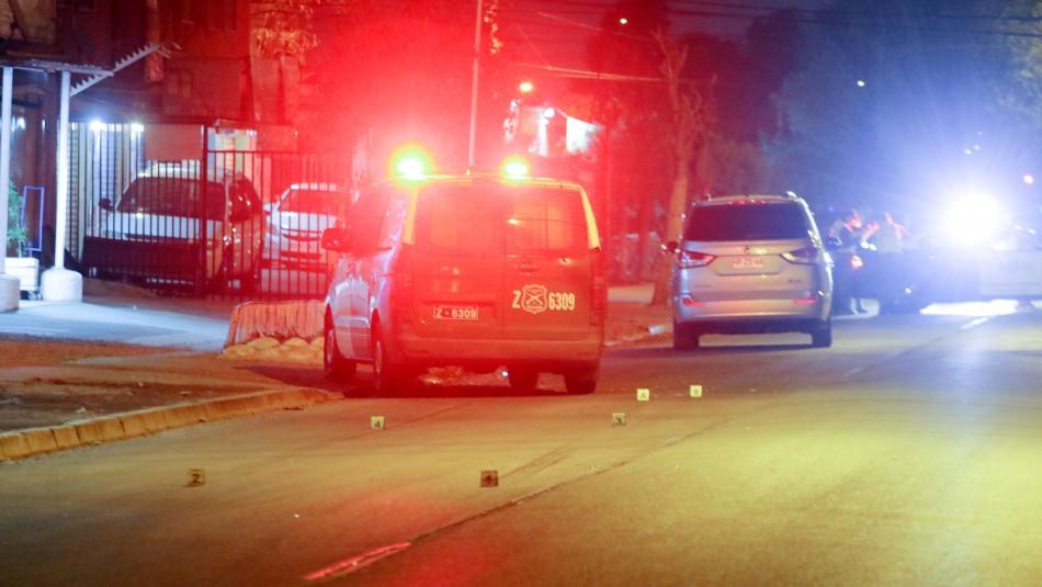 Formalizan a conductor que dio muerte a niño en Peñalolén.