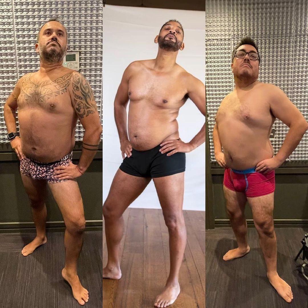 Las fotos de Victor Aranda, Will Smith y Osvaldo Solorza