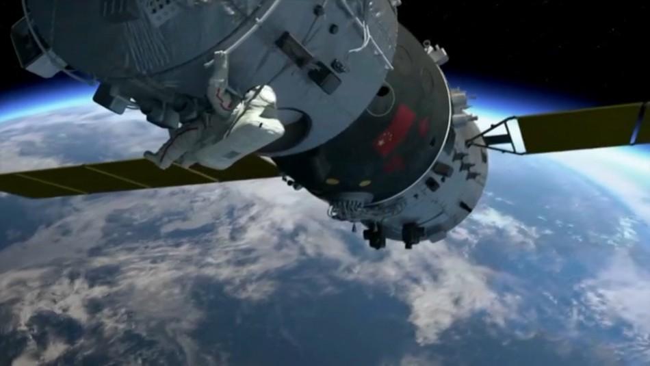 Caída de cohete chino ocurriría desde este sábado: Podría impactar en Chile