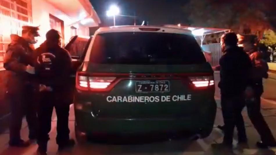 Dos hombres son capturados por posible participación en asesinato durante detención ciudadana
